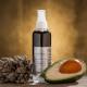 Přírodní čistící pleťová emulze s avokádovým a levandulovým olejem