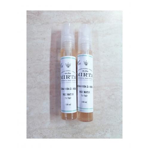 Rýžová voda na vlasy, 15 ml /TESTER/