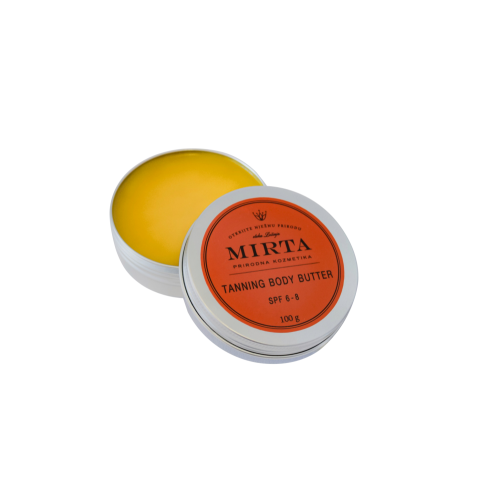 Opalovací máslo, 100 ml