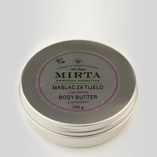 "Tělové máslo ""LEVANDULE"" 100 ml"